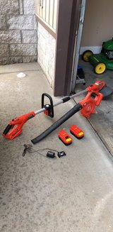 Black & Decker Blower and Trimmer in Fort Campbell, Kentucky