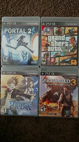 PS3 Games in Travis AFB, California