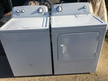 Amana washer and dryer in Fort Riley, Kansas