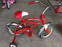 Vintage childs bicycle in Glendale Heights, Illinois