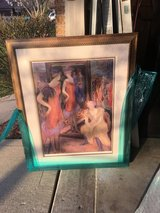 Barbara Atwood professionally framed and matted print in Plainfield, Illinois