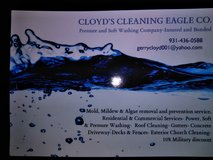 Cleaning Eagle Pressure Washing & More. in Fort Campbell, Kentucky