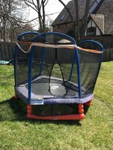 trampoline in Westmont, Illinois