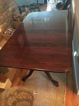 dining room table with leaves- no chairs in Houston, Texas