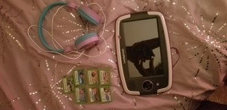 ***LEAP PAD WITH GAMES AND HEADPHONES*** in Temecula, California