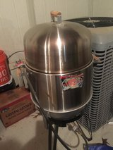 Brinkman all in one gas grill fry smoker in Houston, Texas