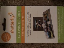 Shutterfly 8x11 Photobook Card in Camp Pendleton, California