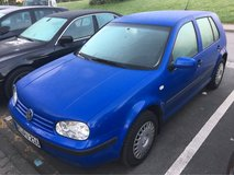 2000 VW Golf in Wiesbaden, GE