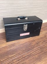 Craftsman Metal Tool Box With Removable Tray in Okinawa, Japan