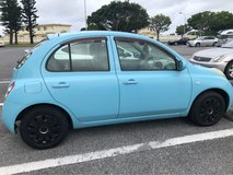 2005 Nissan March in Okinawa, Japan