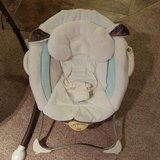 Fisher-Price My Little Lamb Vibrating Baby Seat in Wiesbaden, GE