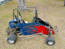 CALL OR TEXT HAVE RACING GO KART  AND A MOPED in Cherry Point, North Carolina