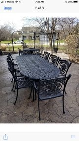 patio furniture in Westmont, Illinois