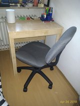 Excellent Condition: Computer Desk with Chair in Ramstein, Germany