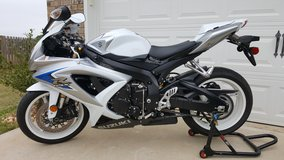 2008 Suzuki GSX-R 600 in Warner Robins, Georgia