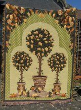 Beautiful Cotton Woven Tapestry Throw or Wall Hanging in Cambridge, UK