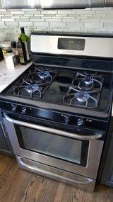 Oven Stove Gas Stainless Steel in Chicago, Illinois