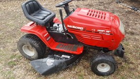 "38"" RIDING MOWER in Chicago, Illinois"