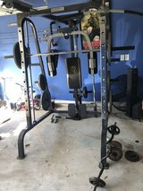 Workout equipment in Houston, Texas