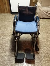 Wheelchair in Bolingbrook, Illinois