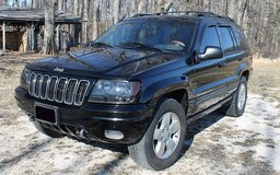 2001 Jeep Grand Cherokee LIMITED in Columbus, Ohio