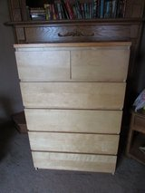 CHEST OF DRAWERS, GOOD CONDITION in Joliet, Illinois