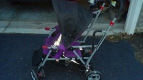Two-Seat Stroller in Bolingbrook, Illinois
