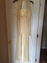Yellow Prom Gown in Fort Bragg, North Carolina