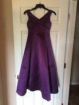 Purple Gown/Prom Dress in Fort Bragg, North Carolina