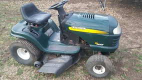 Craftsman riding mower in Chicago, Illinois