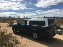 Chevy S10 in 29 Palms, California