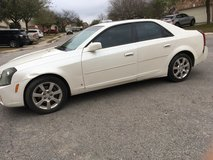 2007 Cadillac CTS in San Antonio, Texas