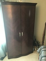 3 drawer cherrywood armoire in Waldorf, Maryland