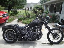 07 Custom Harley Davidson Springer/Nightrain in Cherry Point, North Carolina