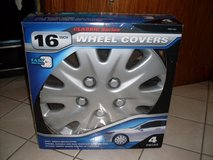 16 Inch Wheel Covers. NIB! in Chicago, Illinois