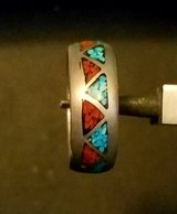 indian turquoise ring in Alamogordo, New Mexico