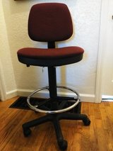 Tall adjustable office chair in Fort Lewis, Washington
