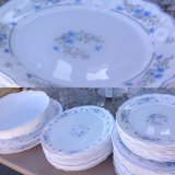 83 pieces of Arcopal Dinnerware from France in 29 Palms, California