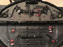 Bowtech Carbon Overdrive Compound Bow in Cherry Point, North Carolina
