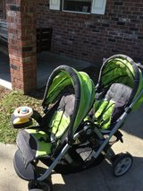 Double stroller in Leesville, Louisiana