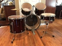 6 Piece Drum Set in Yorkville, Illinois