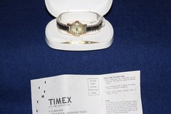 Vintage Timex Ladies Watch with box in Alamogordo, New Mexico