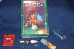 Cigarret Advertisement Collectibles in Alamogordo, New Mexico