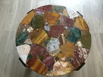 Marble & granite tea table in Fort Campbell, Kentucky