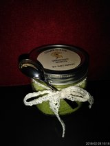 All natural homemade exfoliating sugar scrub in Fort Campbell, Kentucky