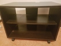 BROWN TV stand in Okinawa, Japan