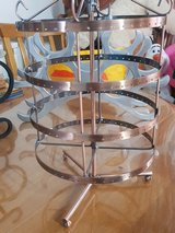 earring stand in Lakenheath, UK