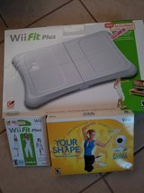 Nintendo Wii Fit Plus in Spring, Texas