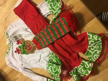 Christmas outfit in Lawton, Oklahoma