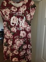 This Girl Can T-Shirt Dress size XLg! Like New! in Clarksville, Tennessee